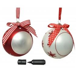 Bola Navidad personalizable