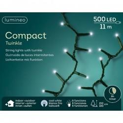 Luz  compacta 500 Led Fría